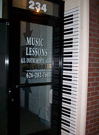 Music Teachers On Main, Alhmabra CA